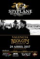 Fiesta Tributo U2 Back To The Joshua Tree con Spyplane - 29 Abril 2017 - Valencia