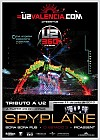 U2 'A Celebration Tour 2010' Spyplane 360º Live At Rose Bowl 11 Junio 2010