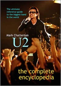u2 the complete encyclopedia mark chatterton