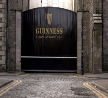 Guinness Storehouse - St. James's Gate