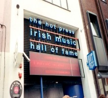 * Hot Press Irish Music Hall Of Fame