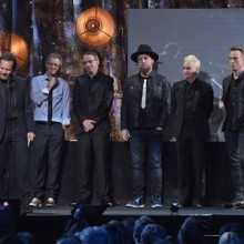 Pearl Jam entra en el Rock & Roll Hall Of Fame