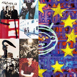 sesiones zooropa achtung baby u2