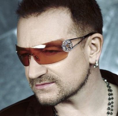 Bono durante la promo de No Line On the Horizon