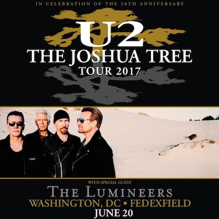 U2 Washington