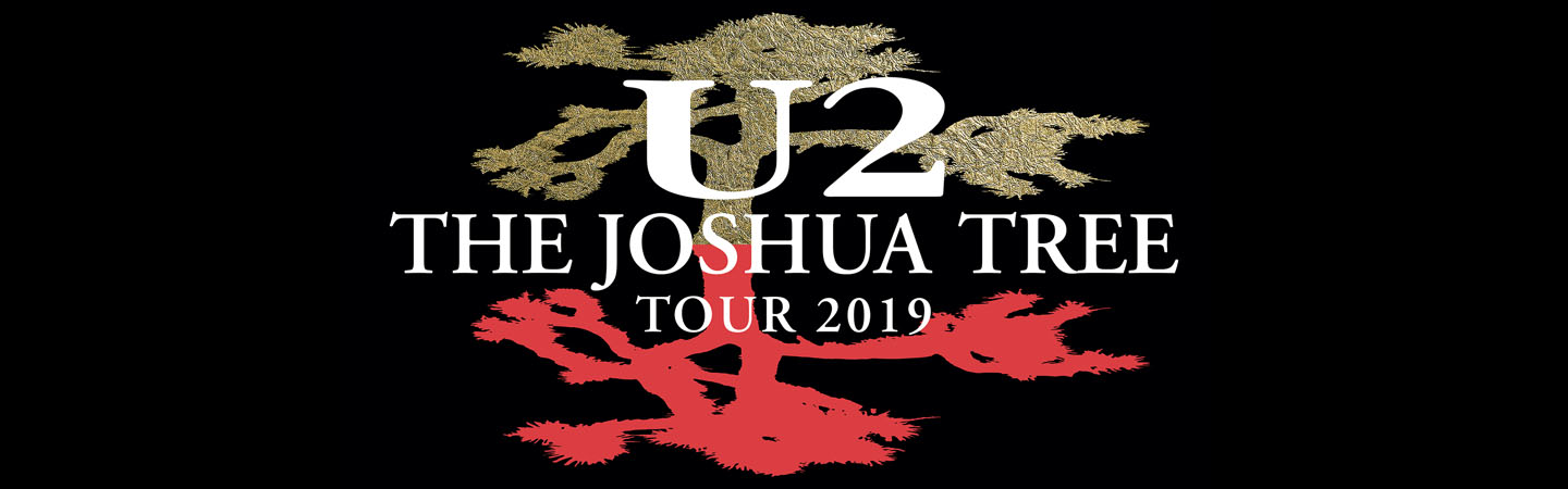 U2 The Joshua Tree 2019