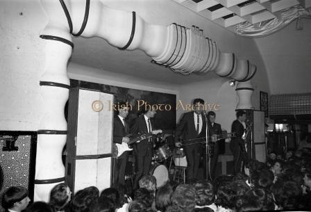 The Crystal Ballroom 1964