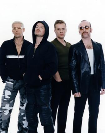 U2 - I'm Not Your Baby.. el final de la violencia