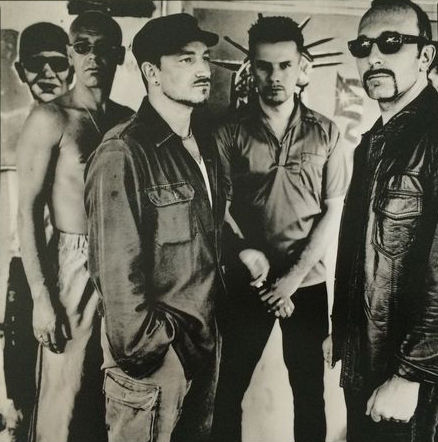 U2 The Playboy Mansion - Las Tortugas en formato Trip-Hop