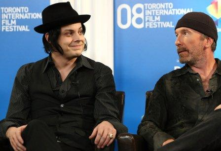 Jack White y The Edge