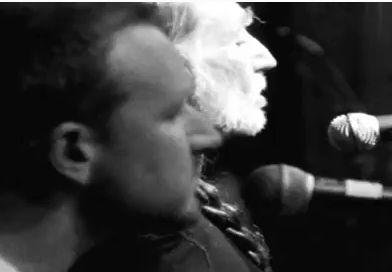Willie Nelson con U2