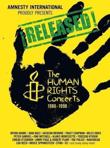 Released! The Human Rights Concerts