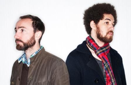 Brian Burton y James Mercer