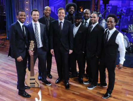 Jimmy Fallon y The Roots