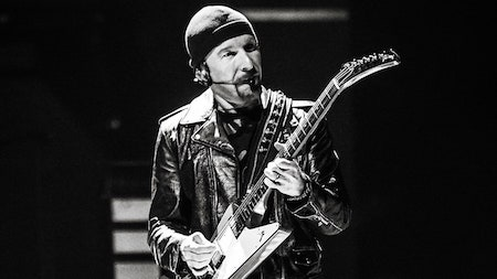 The Edge habla sobre U2 eXPERIENCE Tour 2018