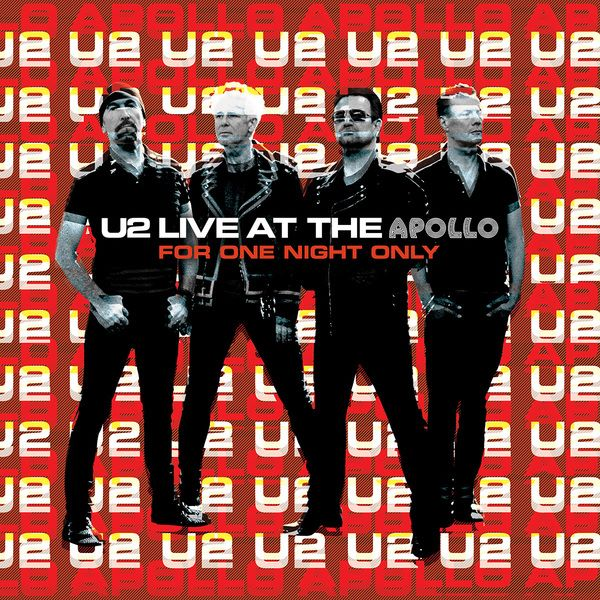 U2 Live at The Apollo - For One Night Only