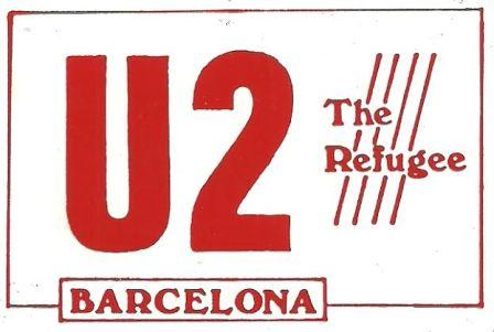 U2 The Refugee